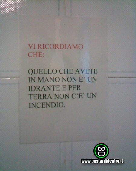 Frasi bagno uomini ~ mattsole.com