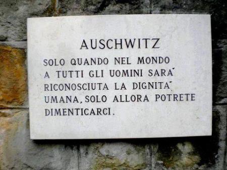 Auschwitz: RICORDA SEMPRE