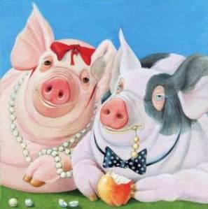 perle ai porci